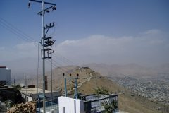 Electricity MV substation in Kabul