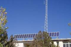 Gardez solar powered FM station for BBC