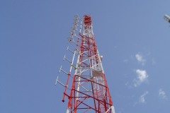 Kabul 60m tower for BBC FM