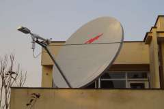 VSAT Audio Uplink