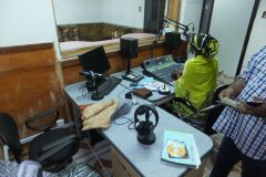 Sonifex studios in Kaduna