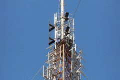 Supply and installation of VHF TV antennas